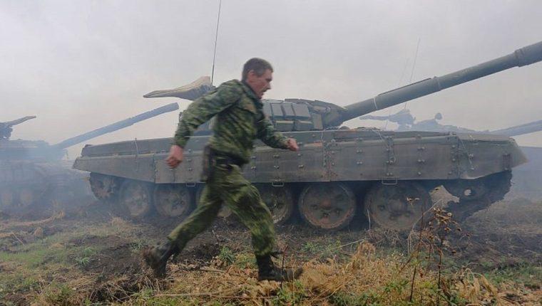 La brigada está conformada, entre otros, por un batallón de tanques.