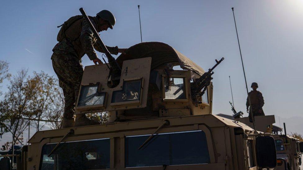 Afganistán: los temores de que el país se hunda en la guerra civil cuando EE. UU. retire sus tropas por completo el 11 de septiembre