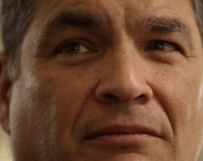"""Rafael Correa: """"Si yo hubiera estado en Ecuador, solo con ese hecho, le aseguro que ganábamos las elecciones"""""""