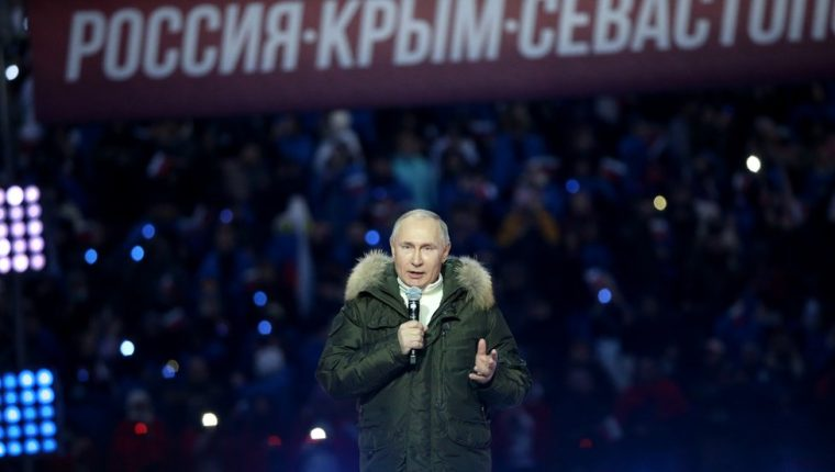 Los movimientos de tropas de Rusia fueron importantes, pero muchos en Moscú dudan que el presidente Putin pretendiera una mayor escalada.