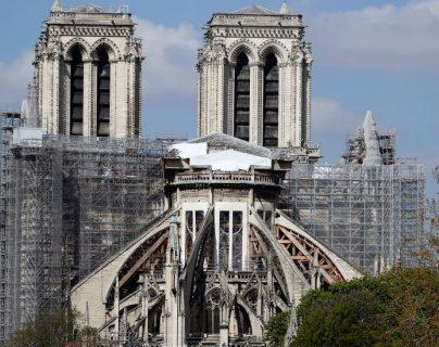 Notre Dame: así está la icónica catedral de París dos años después del devastador incendio que casi la destruye