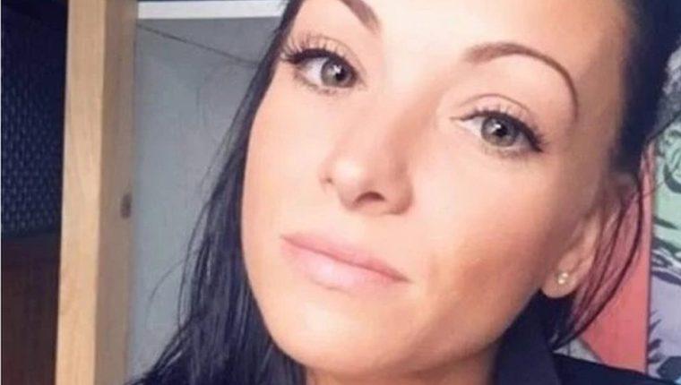 Gemma Robinson tenía 34 años cuando se suicidó.