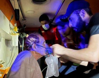 """Al menos 82 muertos tras la """"explosión de un tanque de oxígeno"""" en un hospital de Irak"""