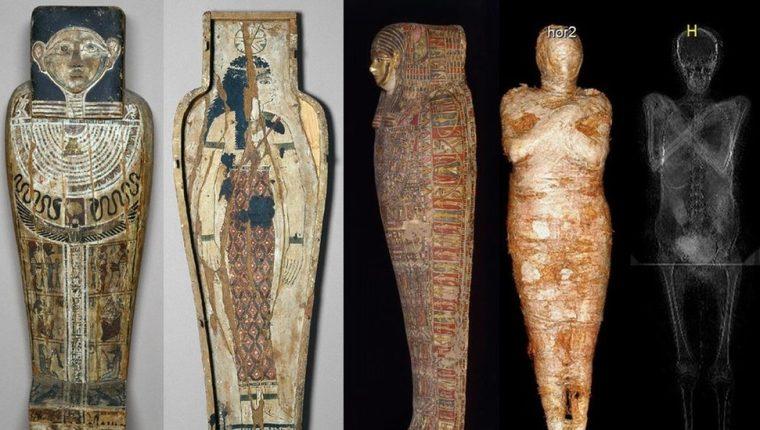 """Los arqueólogos polacos describieron el hallazgo como """"muy especial""""."""