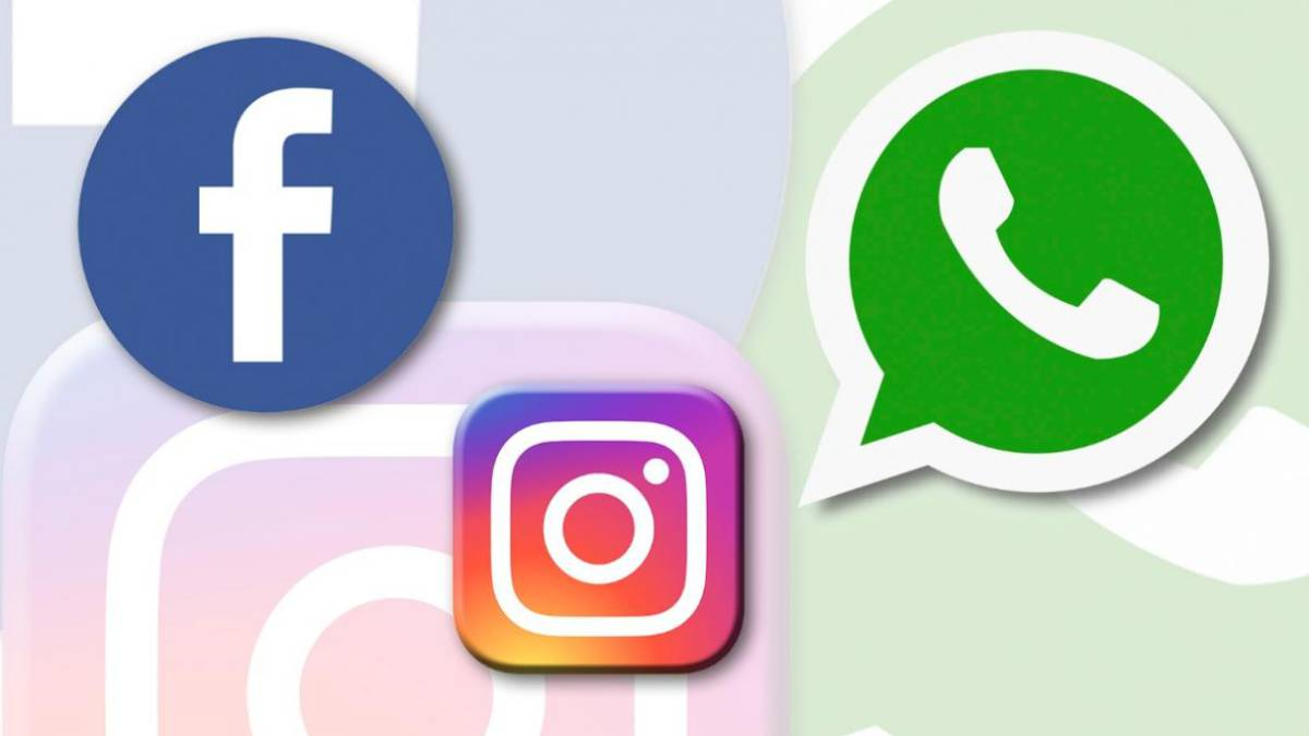 Facebook, Instagram y Whatsapp sufren interrupciones del servicio y esto responde el gigante tecnológico