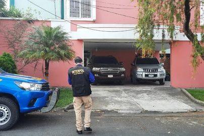 Interpol captura en Guatemala a salvadoreño con orden de extradición por violencia sexual