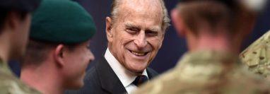 Solo treinta personas asistirán al funeral del Príncipe Felipe.   (Foto Prensa Libre: The Royal Family)