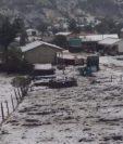 Ambientalistas dicen que el fenómeno debe ser preocupante, por el calentamiento global. (Foto Prensa Libre: Mike Castillo)