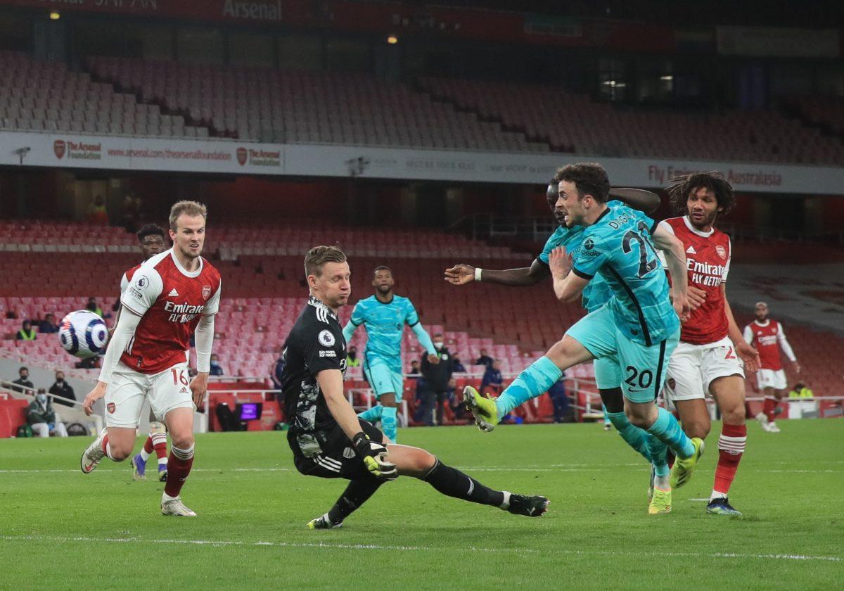 El Liverpool golea y se alista para enfrentar al Real Madrid