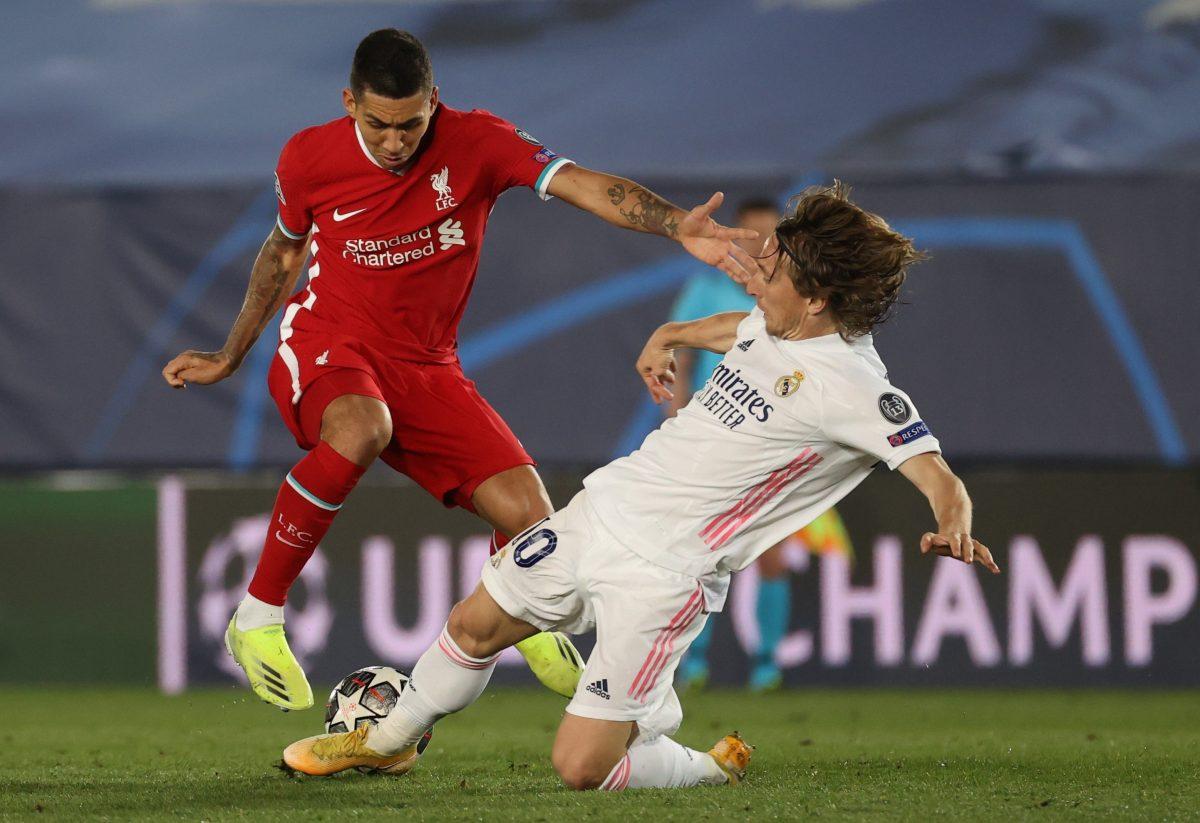Champions League: El Real Madrid busca las semifinales en Anfield ante un Liverpool que cree en la remontada