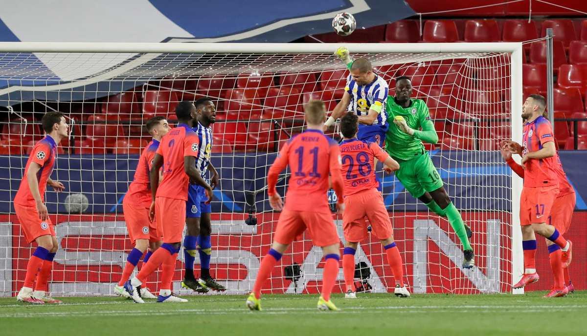 Champions League: El Chelsea se acerca a las semifinales tras ganar 2-0 al Porto