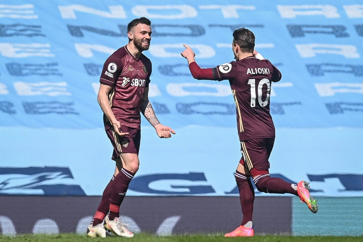 Bielsa sorprende a Guardiola con el triunfo del Leeds en tiempo de reposición