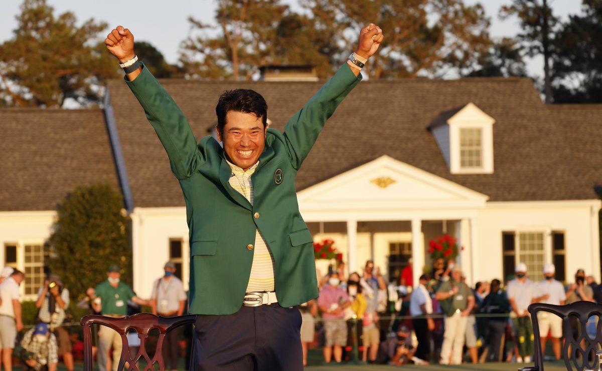 Hideki Matsuyama hace historia como el primer japonés que conquista el Masters de Augusta