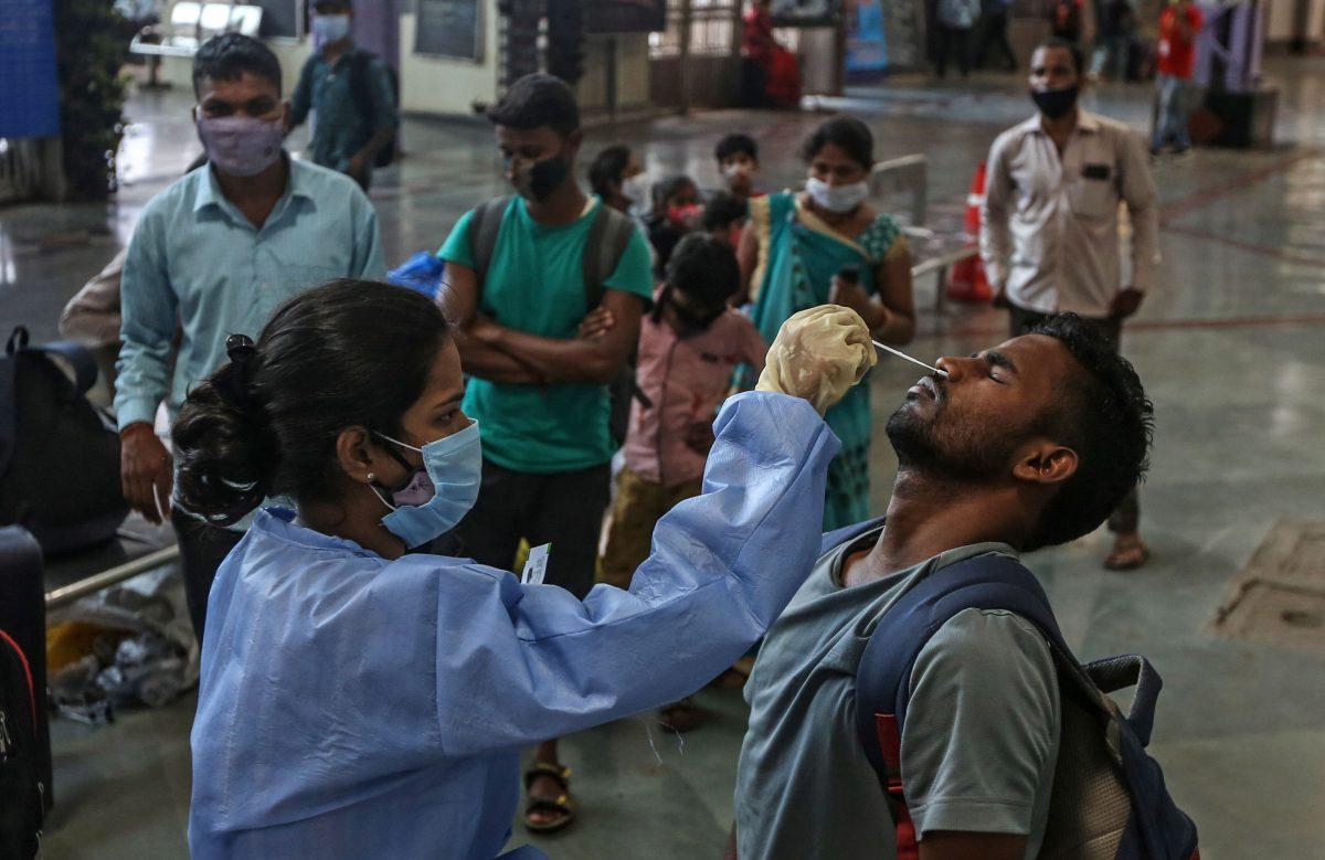 Coronavirus: la OMS tiene en su radar una nueva variante del virus en India