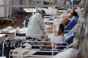 Con hospitales al borde del colapso, Latinoamérica reporta el 25 % de las muertes por covid-19 en el mundo