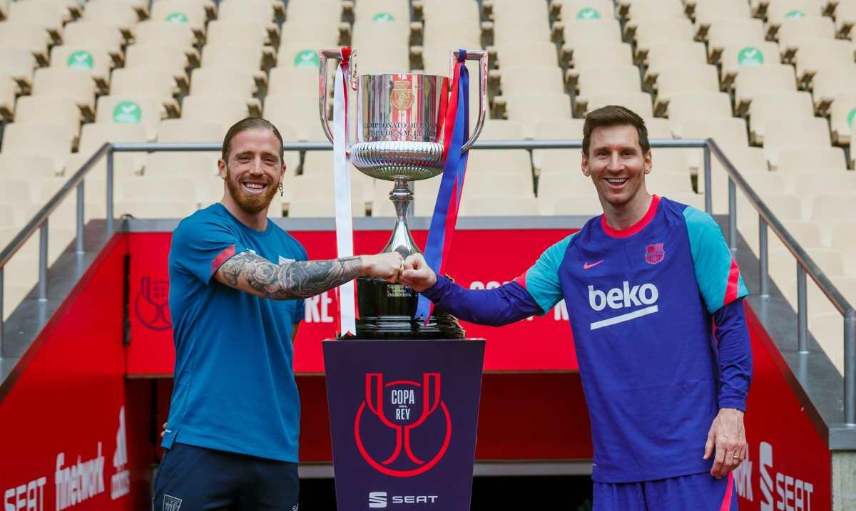 Barcelona vs Athletic de Bilbao: segundo asalto bilbaíno a la Copa del Rey