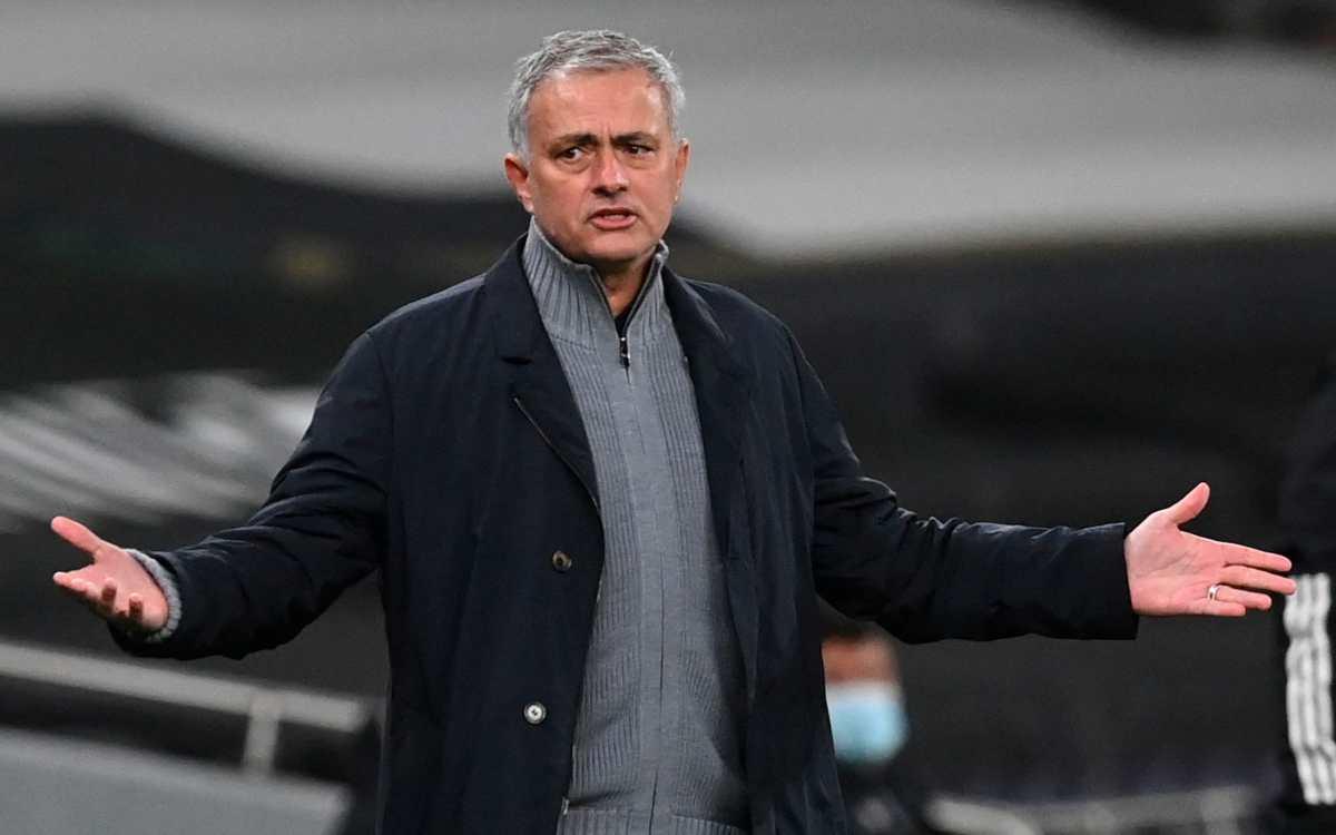Liga Premier: El Tottenham despidió al portugués José Mourinho como su entrenador