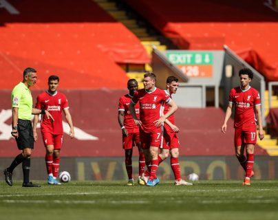 En último minuto Newcastle priva a Liverpool de entrar en zona de Champions