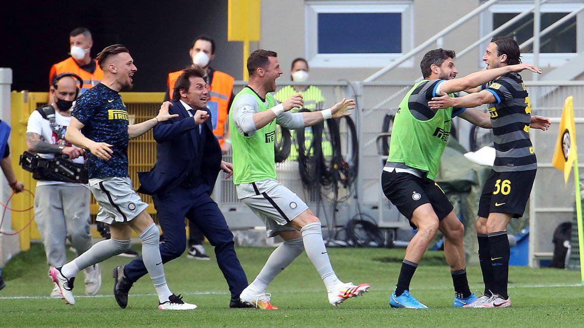 Inter del Milán está a un paso del Scudetto; Juventus vuelve a tropezar