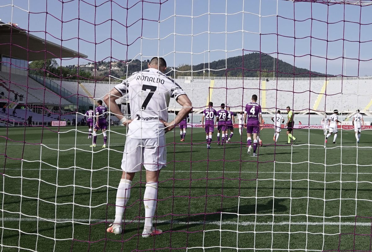 ¿Cristiano, estás ahí? La prensa italiana cuestiona el rendimiento del portugués que no marca gol desde el 7 de abril