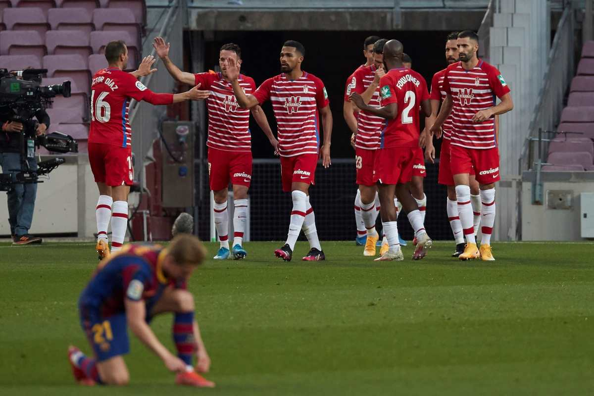 En Directo: Barcelona vs. Granada