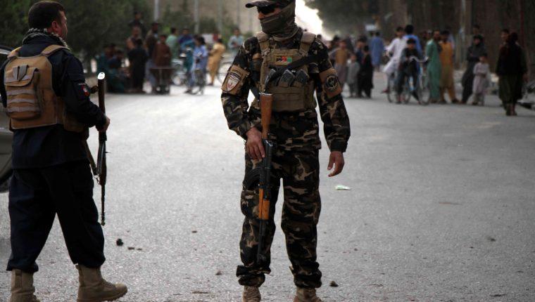 El presidente estadounidense, Joe Biden, confirmó a mediados de abril la retirada de los 2 mil 500 soldados todavía presentes en Afganistán. Fotografía: EFE.