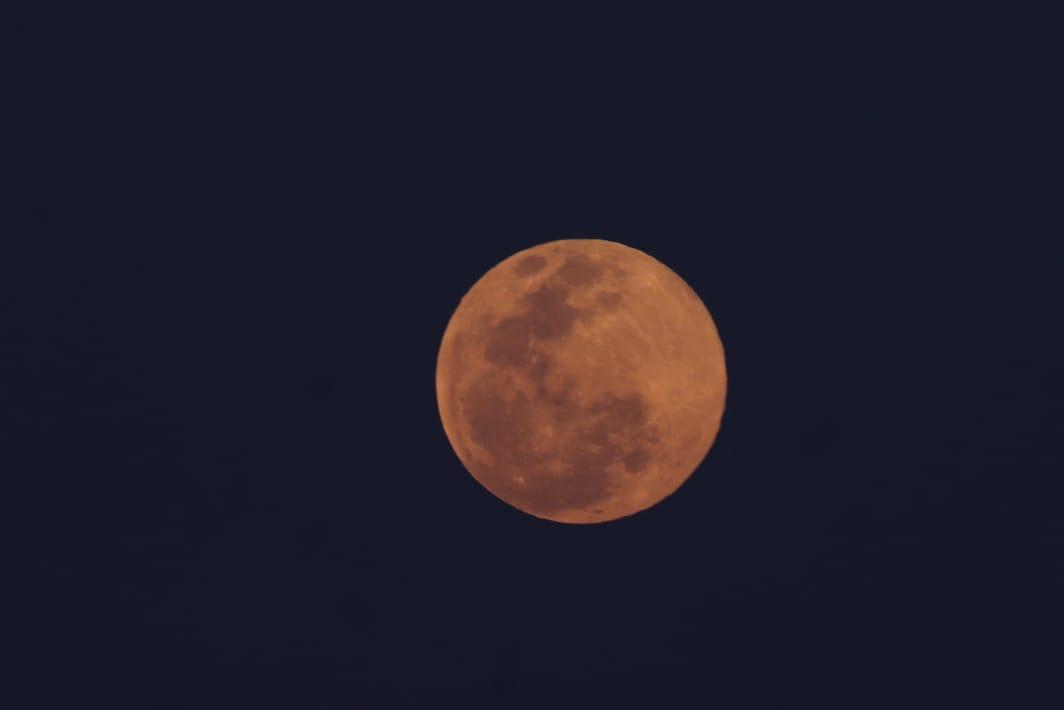 La superluna rosa ilumina Guatemala y este es el mejor horario para observarla