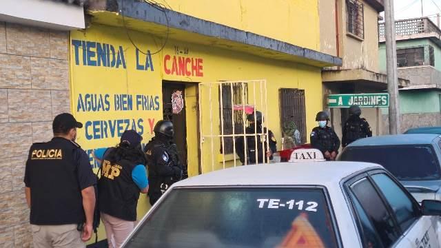 El policía que vendía armas a pandilleros y que ahora enfrenta a la justicia por dos delitos