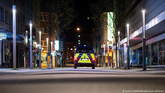 ¿Por qué el rechazo frontal en Alemania al toque de queda?