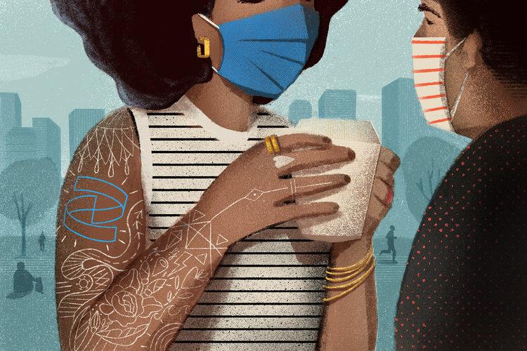 Tú, Pfizer; yo, Moderna: los vacunados declaran lealtad