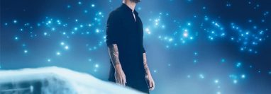 El líder de Maroon 5, Adam Levine, compartió  esta semana una singular foto familiar en sus redes sociales.  (Foto Prensa Libre: FB Adam Levine)