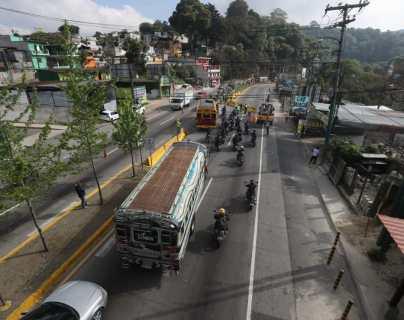 Paso a desnivel San Lucas: habilitan carril reversible en tramo de un kilómetro para agilizar el tránsito