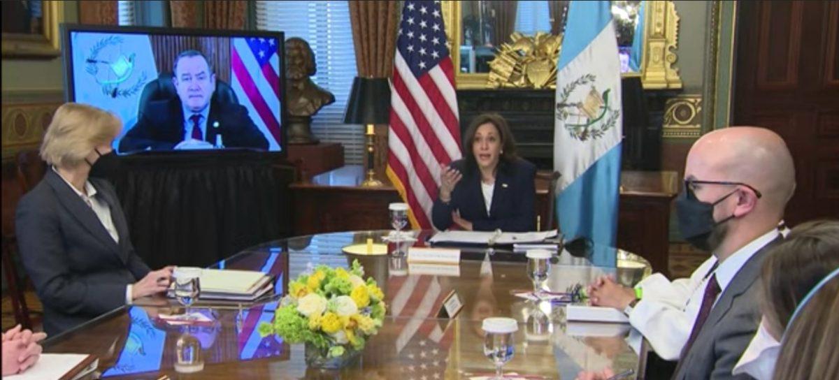 Harris promete US$310 millones en ayuda a Centroamérica para combatir causas de la migración