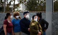 El proceso de vacunación avanza lento en Guatemala. (Foto Prensa Libre: AFP)