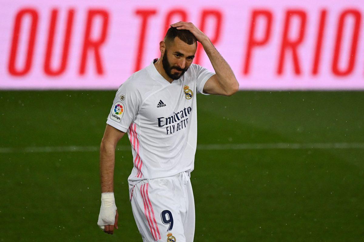 Karim Benzema y su cuenta pendiente en los clásicos