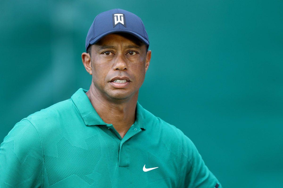 Tiger Woods: la impresionante velocidad en la que se desplazaba al momento de su accidente