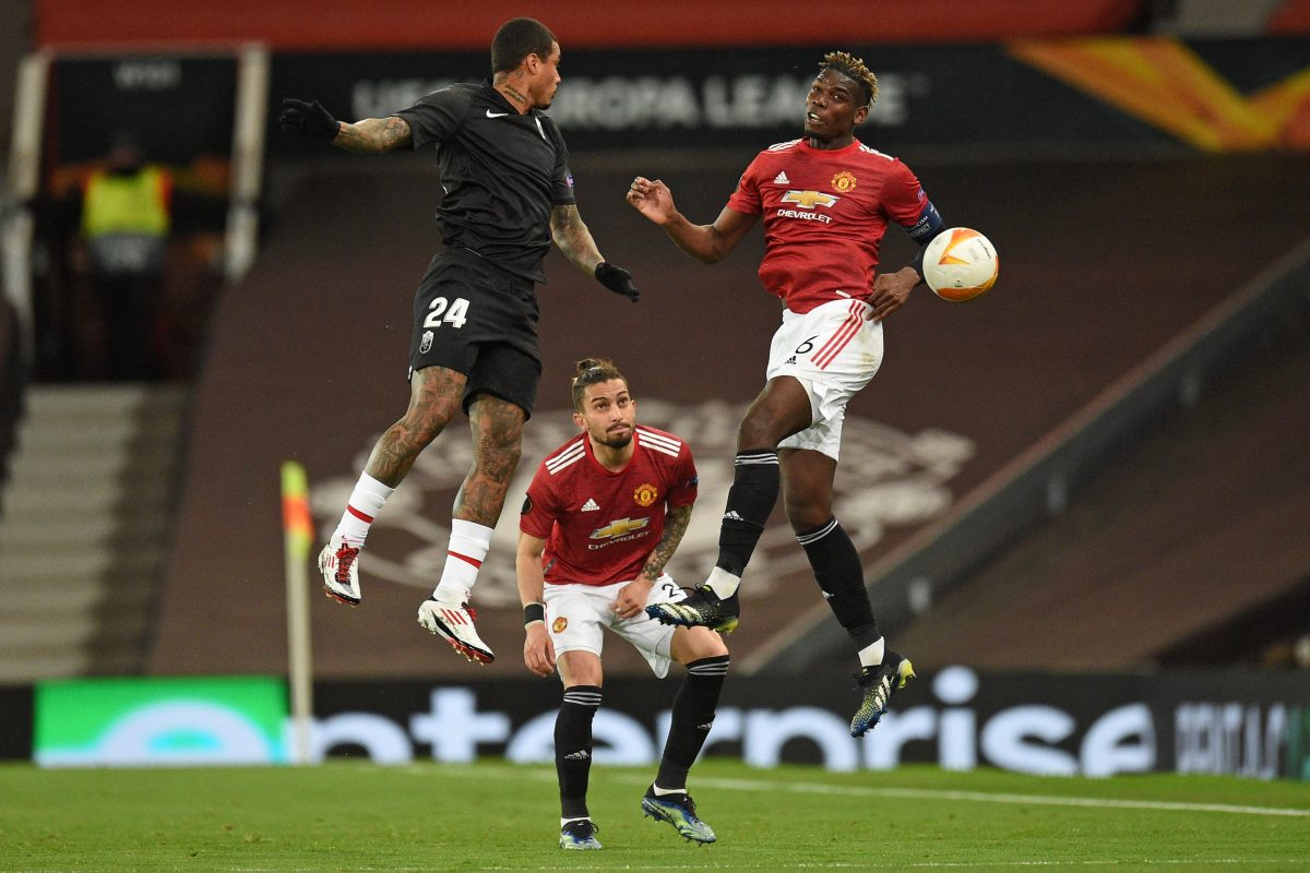 Manchester United-Roma y Villarreal-Arsenal, las semifinales de Europa League