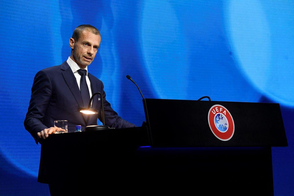 La UEFA inicia la batalla disciplinaria contra el Barsa, el Real Madrid y la Juventus por la Super Liga
