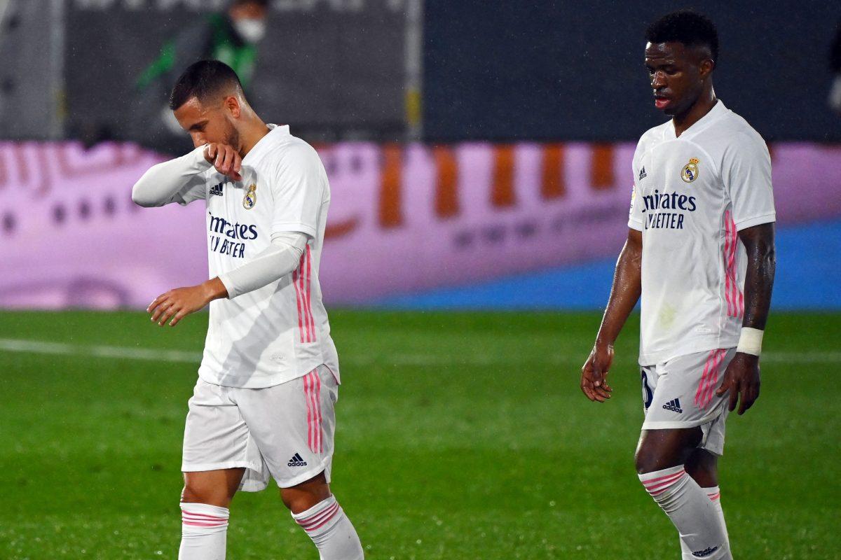 Real Madrid cede un empate en casa y da alas a Atlético y Barcelona