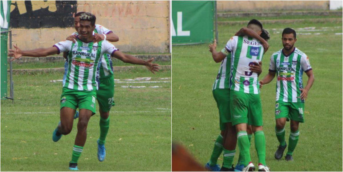 Clausura 2021: Puntos de oro para Antigua tras ganarle 1-2 de visita a Achuapa