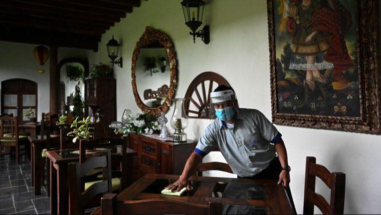Servicios en destinos turísticos se han adaptado a las medidas de prevención contra el coronavirus. (Foto, Prensa Libre: Hemeroteca PL).