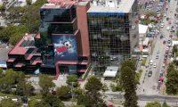 20/10/2006 Fachada del edificio central de Bancafé, en la zona 9 (Foto: Hemeroteca PL)