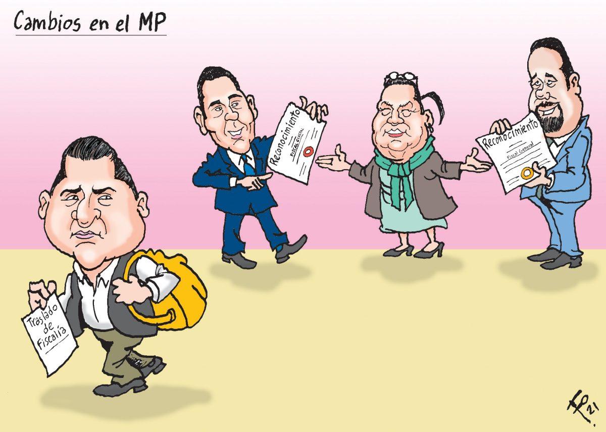 Fo: Cambios en el MP