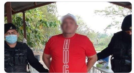 José Juan Súñiga Rodríguez acepta ser extraditado a EE. UU., cuya justicia lo requiere por narcotráfico