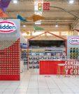 Novex cuenta con área especializada de Pintruas Glidden. Foto Prensa Libre: Cortesía