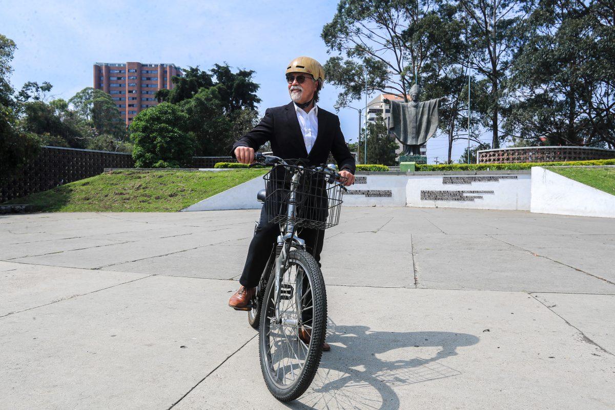 Bicicultura: cómo es andar en bicicleta en la ciudad de Guatemala