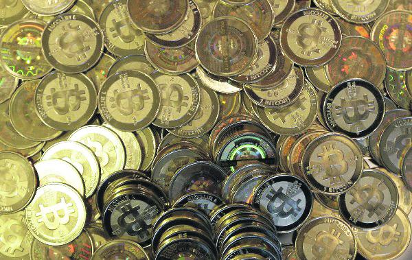 Las criptomonedas como el bitcóin ya se han convertido en un método de refugio similar al oro. Foto: Hemeroteca Prensa LIbre