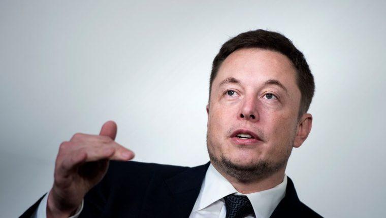 El millonario Elon Musk. (Foto Prensa Libre: Hemeroteca PL)