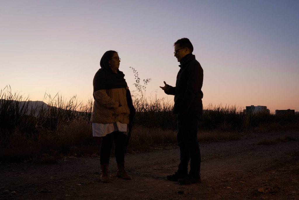 Gael García expondrá la crisis climática del país en serie web