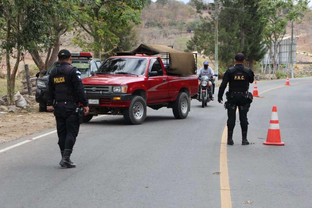 PNC reporta mil 663 capturas y Sinaprese 25 mil 959 personas atendidas